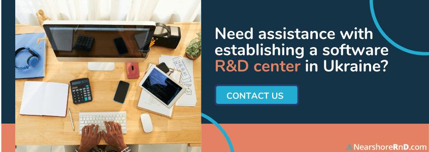 find r&d software engineer in ukraine