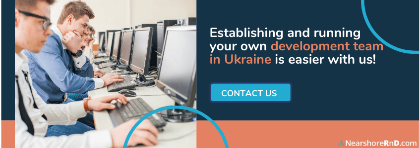 find skilled research and development consultants in ukraine