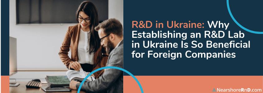 r&d in ukraine
