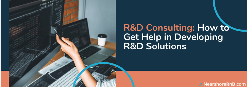 research and development consulting